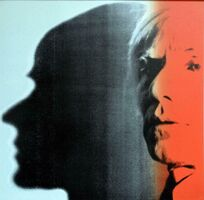 Andy Warhol, 'Myth Portfolio - The Shadow (After Andy Warhol)', 2020