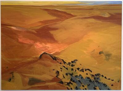Bernd Zimmer, 'Kante (Sahara)', 1993