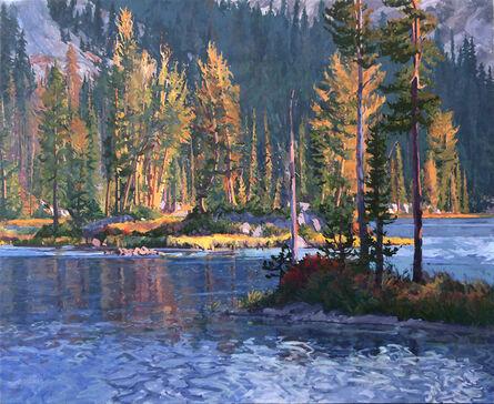 Sheila Gardner, 'Dissolving Reflections (Alice Lake)', 2002