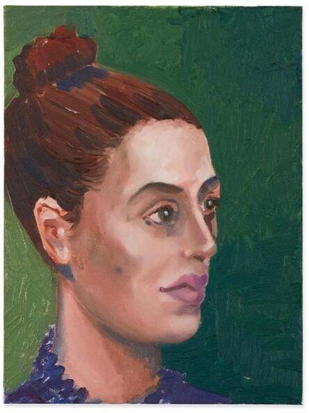 George Condo, 'Portrait of Erin', 2005