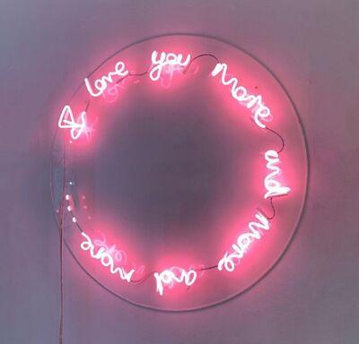 Lauren Baker, 'I Love You More', 2020
