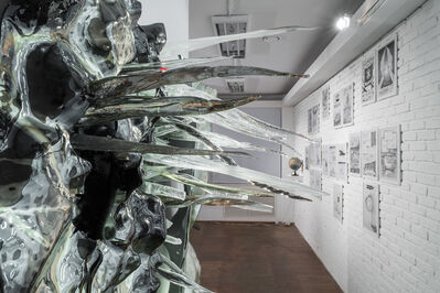Maria Koshenkova, 'Black Ice', 2013
