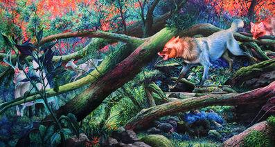 Angela Gram, 'When A Tree Falls', 2021