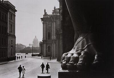 Boris Ignatovich, 'At the Hermitage', 1930