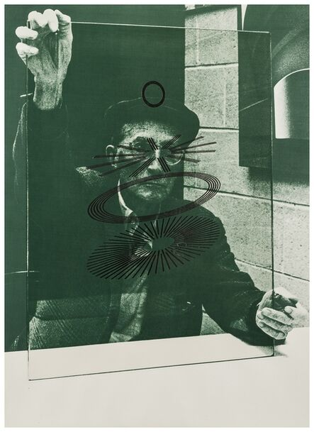 Richard Hamilton, 'Marcel Duchamp (Lullin p.264)', 1967