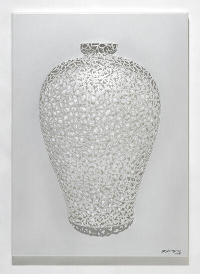 Byung Jin Kim, 'Pottery-Love 4/9', 2015