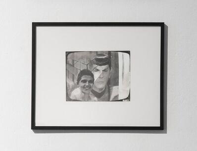 Ulrike Rosenbach, 'Hauben für eine Frau mit Spok', 1972