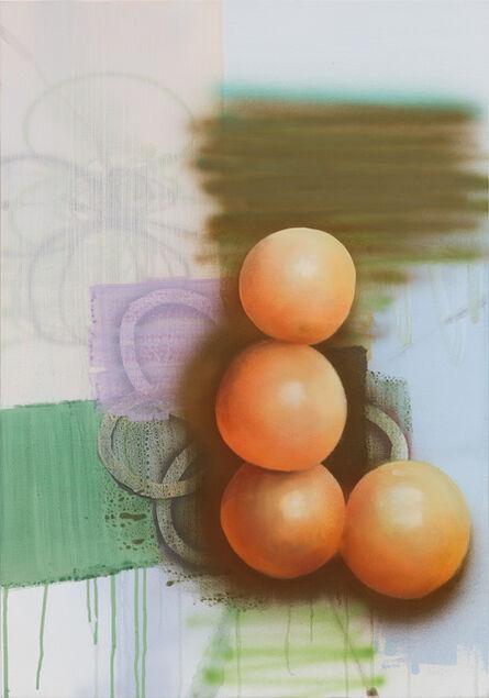 Wolfgang Ellenrieder, 'Quattro Palle', 2020