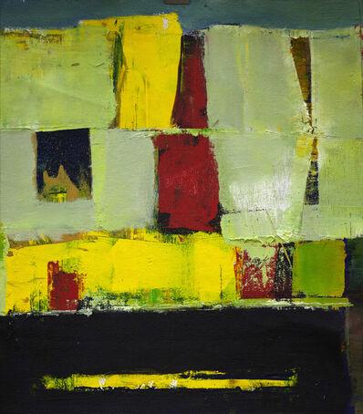 John McCaw, 'Abstract Landscape', ca. 2020