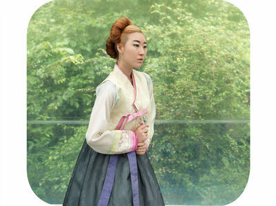 Julia Fullerton-Batten, 'Portrait: Le Go Eun', 2013