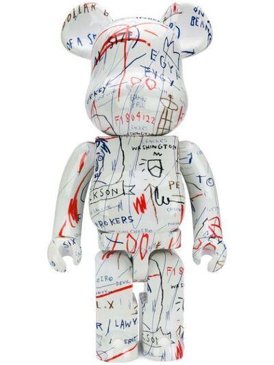 Jean-Michel Basquiat, 'Basquiat Version #2 1000% Be@rbrick', 2018