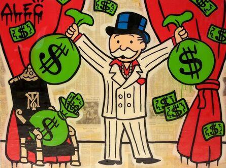 Alec Monopoly, 'Monops Tony Montana', 2017