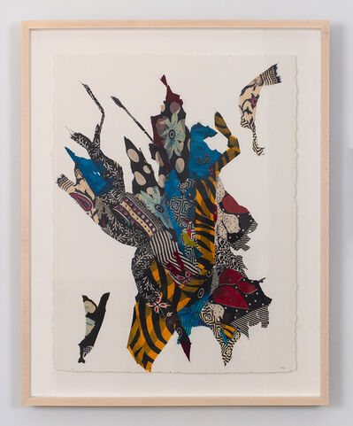 Peter Sacks, 'Sangoma Series No. 24', 2020