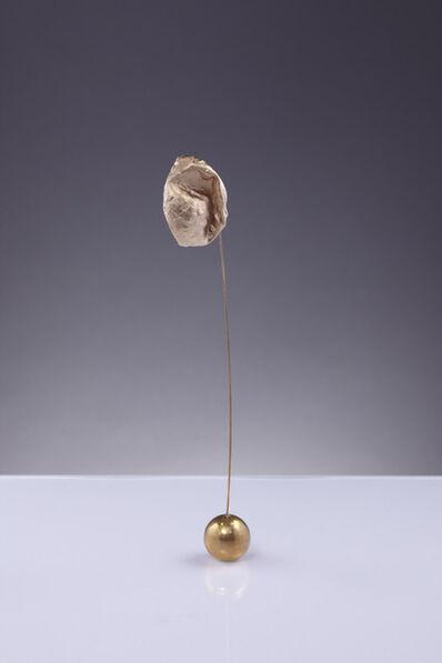 Wayne Warren, 'Air (gold ball #1)', 2013