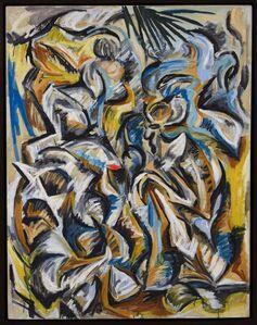 Mary Abbott, 'Haiti', 1950
