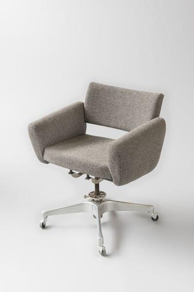 Joseph-André Motte, 'Rolling desk armchairs 760T', 1957