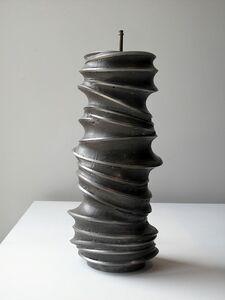 Mathilde Penicaud, 'DAN Noir Lamp base'