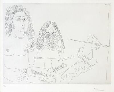 Pablo Picasso, '347 SERIES (BLOCH 1502)', 1968