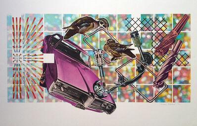 Peter Phillips, 'Select-O-Mat Tempest I', 1972