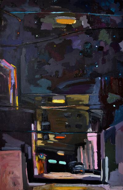 Boaz Noy, 'Pink Asphalt', 2015