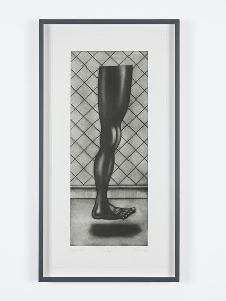 Paul Noble, 'Up, Leg', 2020
