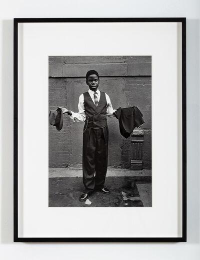 Martine Barrat, 'Young Bogart (Harlem)', 1979