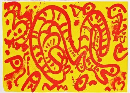 Alan Davie, 'Untitled (from One Cent Life Portfolio) ', 1964
