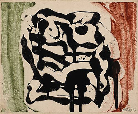 Ernest Briggs, 'Couple II', 1969