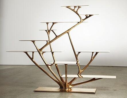 Joris Laarman, 'Branch Bookshelf ', 2010