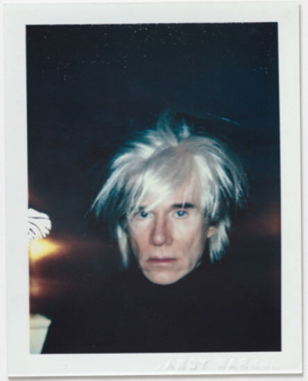 Andy Warhol, 'Self-Portrait in Fright Wig', 1986