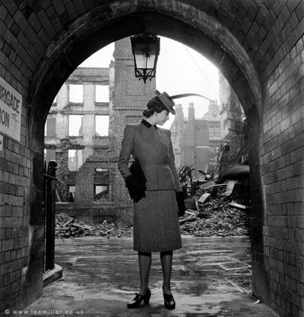 Lee Miller, 'Model wearing Digby Morton Suit, London, England', 1941