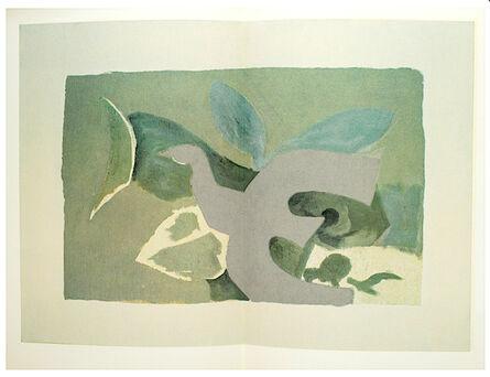 Georges Braque, 'Grey bird', 1967