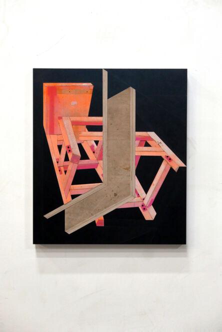 Michael Zelehoski, 'Into the Pink', 2020