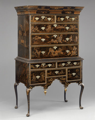 Unknown Artist, 'High Chest of Drawers', 1730 -1740