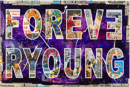 Peter Tunney, 'FOREVER YOUNG ', 2020