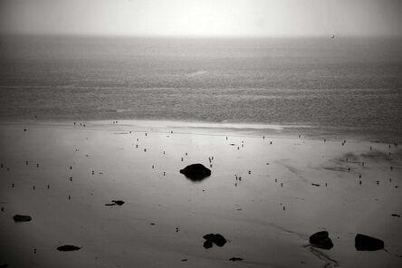 Manuel Vilariño, 'BLACK BEACH', 2008