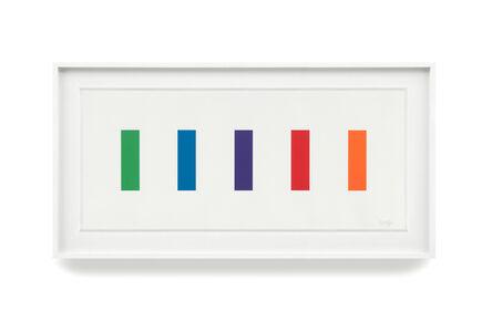 Ellsworth Kelly, 'Color Panels ', 2011