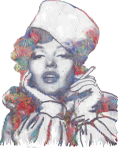 Virginie Schroeder, 'The Queen of Hollywood Marilyn ', 2019