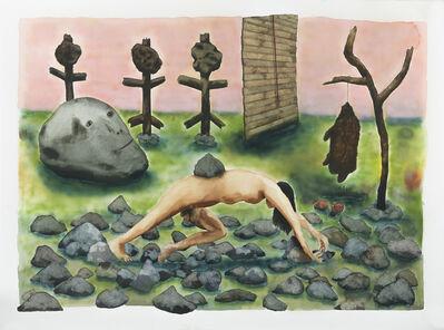 Joseph Tisiga, 'Simulations of healing might become healing', 2020