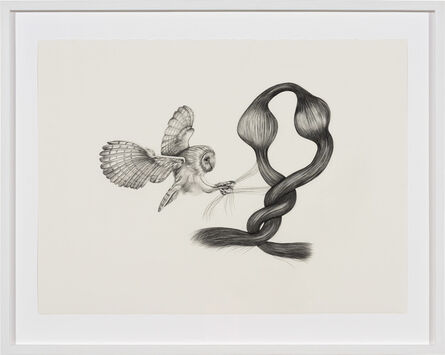Patricia Piccinini, 'Inseparable (Barn Owl)', 2020