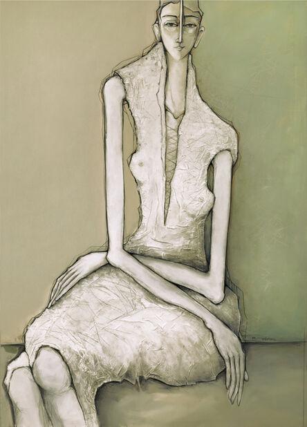Raffi YEDALIAN, 'Seated Woman', 2016