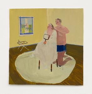 Grace Metzler, 'First Quarantine Haircut', 2020