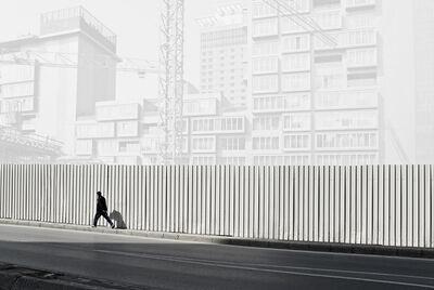 Egemen Tuncer, 'Layers Series I', 2012