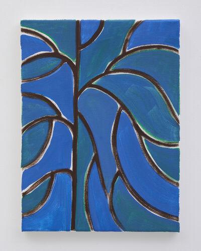 Benjamin Butler, 'Blue Tree', 2019
