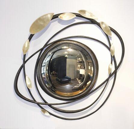Hervé van der Straeten, 'Miroir Voltige', 2011