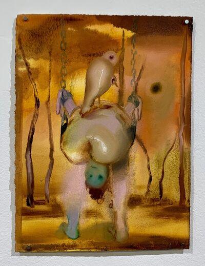 Elizabeth Glaessner, 'Bird on Swinger', 2020