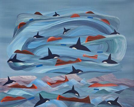 Luke Ramsey, 'Sea to Sky', 2020