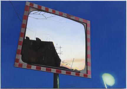 Thoralf Knobloch, 'Spiegel, Abends', 2009