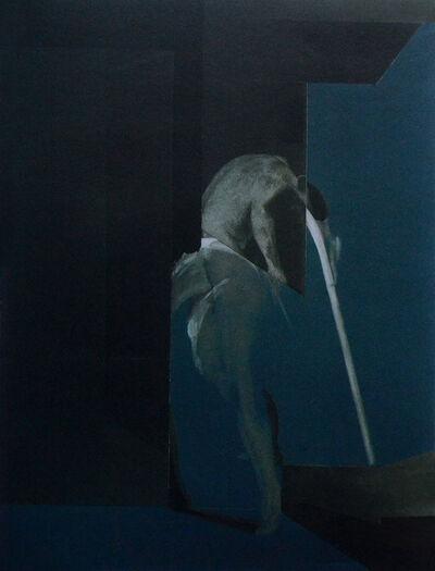 Carlo Alfano, 'Rappresentazione n. 1', 1984