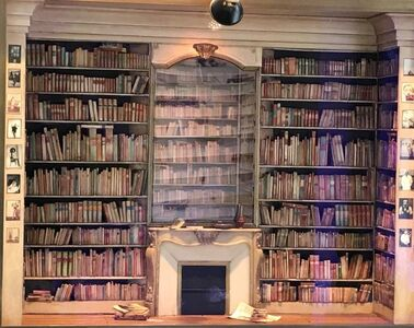 Charles Matton, 'Proust's Library'